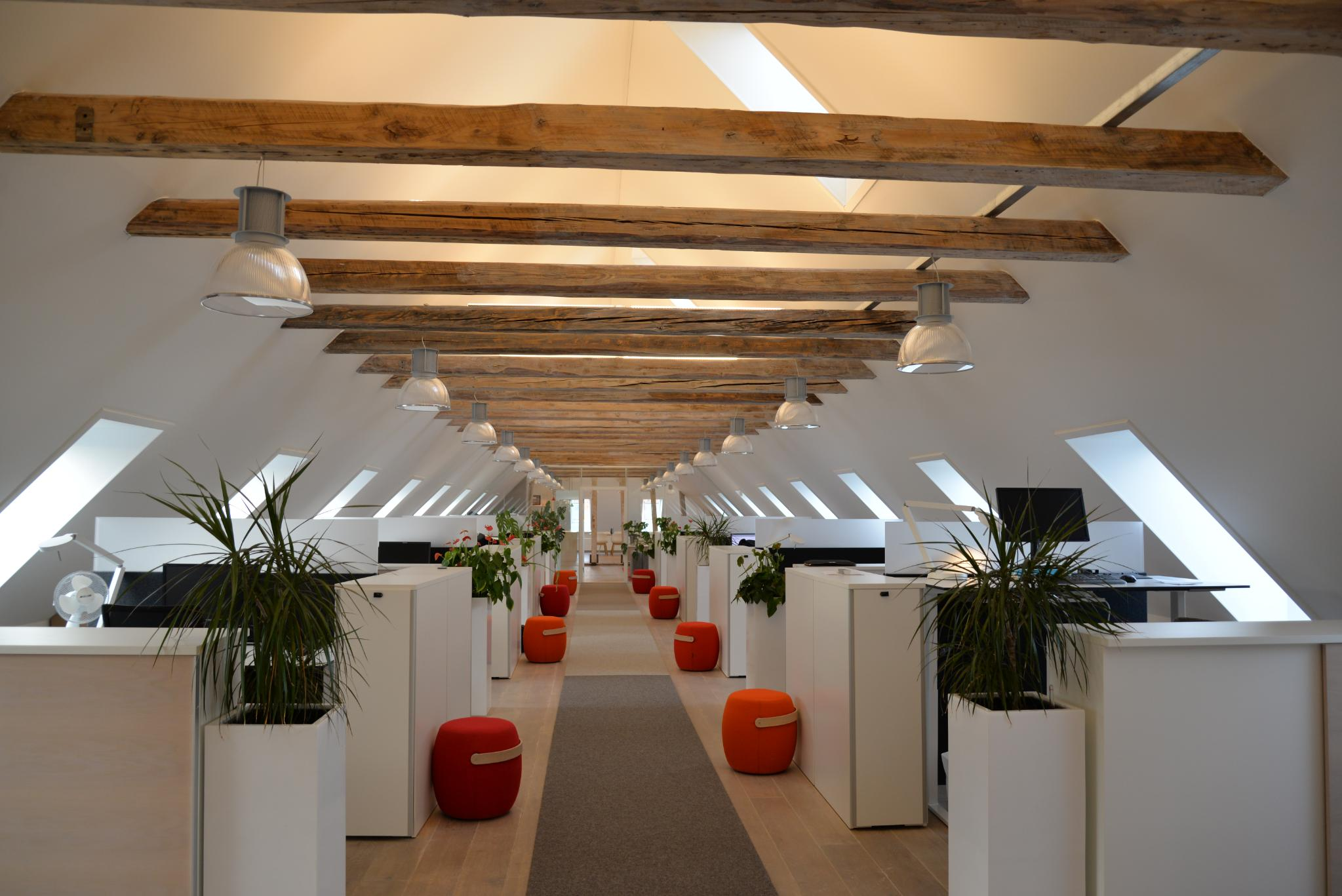 Pedab's office in Denmark